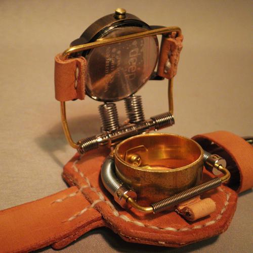 Steampunk腕時計 販売