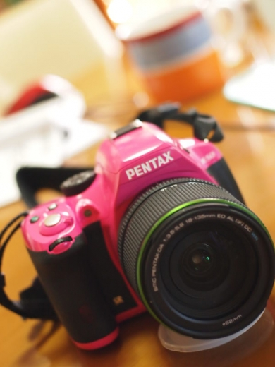 ペンタックスK-50 18-135mm