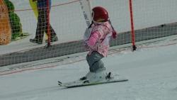 4歳の子供でも半日で滑れるようになる
