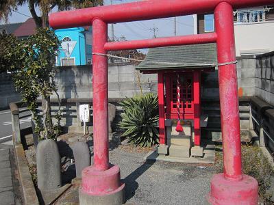 IMG_0281 ⑩ 井野川沿いの稲荷