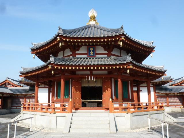 薬師寺玄奘三蔵伽藍玄奘塔