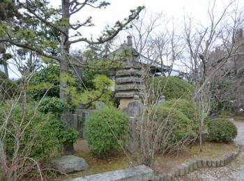 久米寺七重石塔