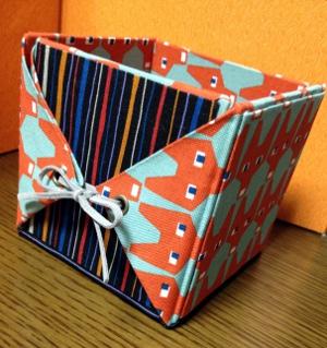 ribbon box ひも決定