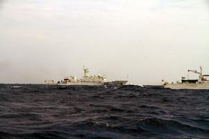 尖閣 海監漁船 追跡20130221130849721