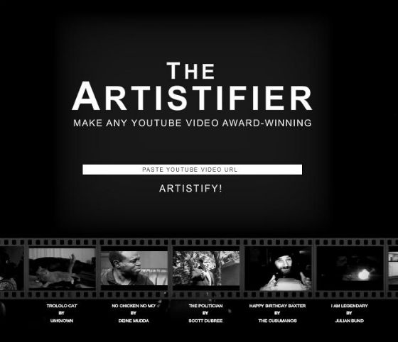The Artistifier500