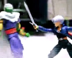 Piccolo VS Trunks