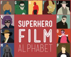 superherofilmalphabet