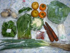 野菜とかいっぱい