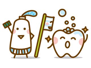 イラスト 歯 No3