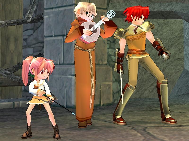 アーデニア・G1伝説の3勇士
