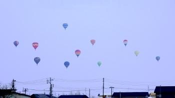 まーちんのブログ-小千谷気球