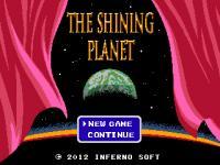 shining planet