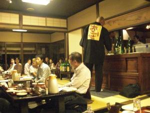 どぶ会議in京加茂2011