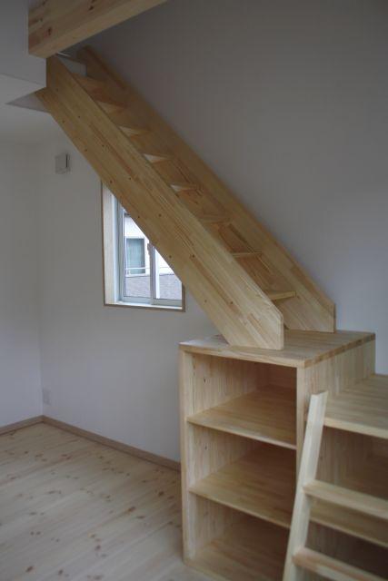 階段・収納ボックス