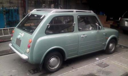日産 パオ キャンバストップ 中古車