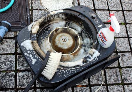 タービュランス空気清浄機 洗浄