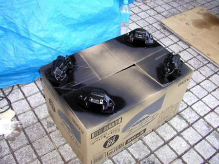 W111クーペ 280SE 3.5 ブレーキキャリパー