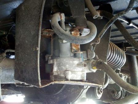 オールドベンツ 燃料ポンプ