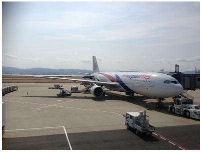 250313マレーシア航空