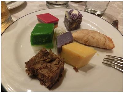 マレーシア料理5(デザート)