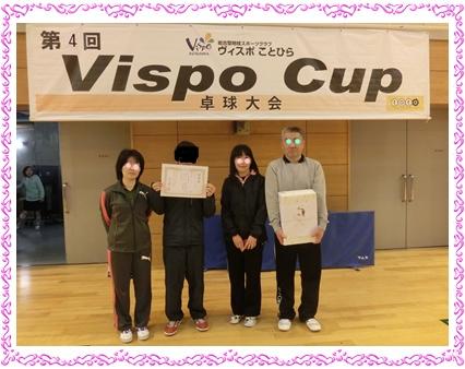 第4回ヴィスポカップ1