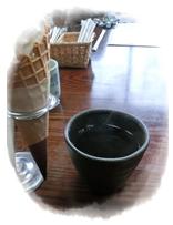 250414くらや(食後のコーヒー)