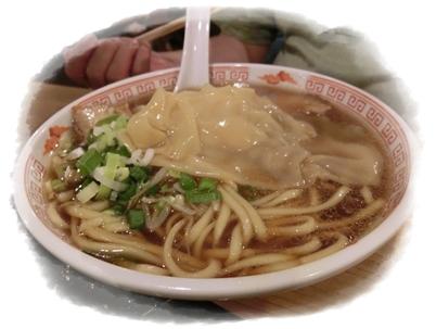 250608勝乃屋9(ワンタン麺2)