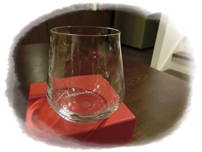 250614バカラのグラス