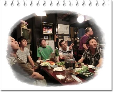 250628三菱電機卓球部新人歓迎会・blog3