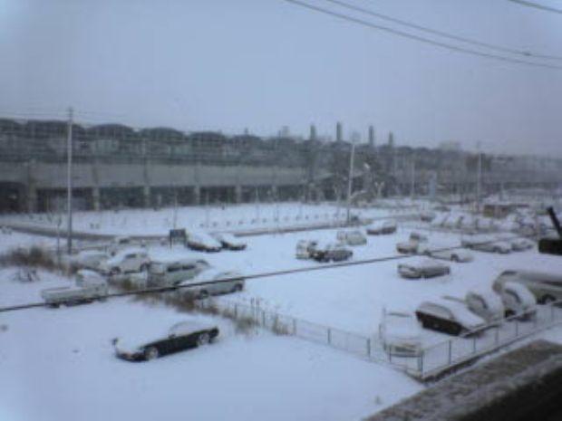 2004年1月22日の大雪