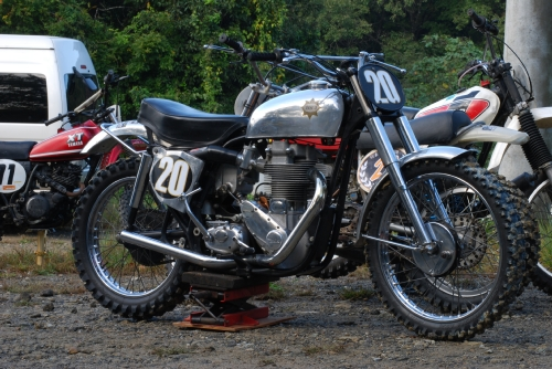BSA GOLD STAR SCRAMBLER
