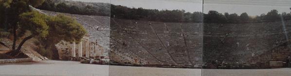 4 エピダウロス(ギリシャ・古代劇場)