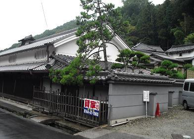 2 初瀬の旧家