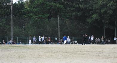 1 ソフトボール大会