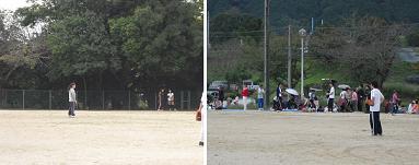 2 ソフトボール・守備