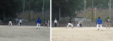 3 ソフトボール・打席