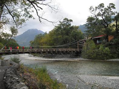 4 河童橋と焼岳