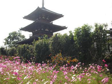 2 法起寺