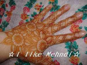 メヘンディ80-2