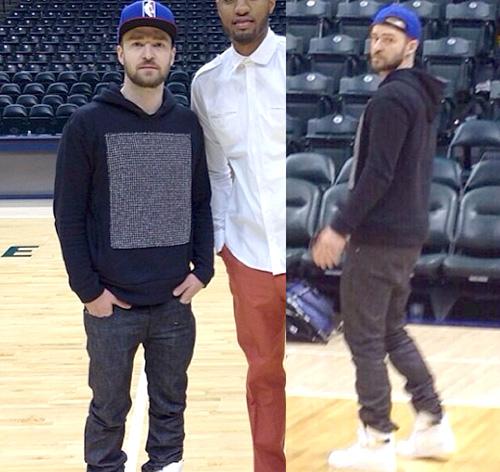 ジャスティン・ティンバーレイク(Justin Timberlake):Soúroupo na Avgíジバンシィ(GIVENCHY)