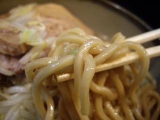 麺や希 ラーメン豚(麺)