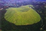 五島のシンボル鬼岳