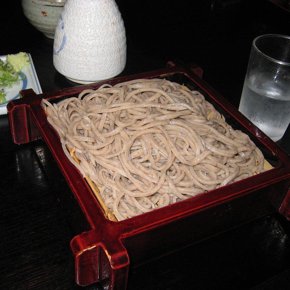 へぎ蕎麦_新橋