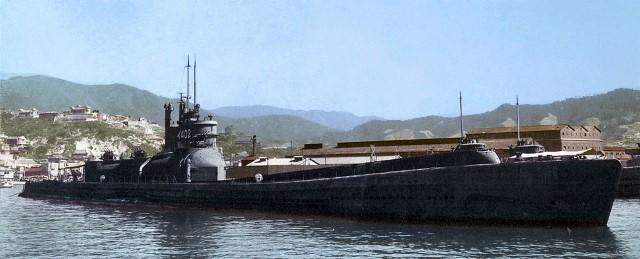 伊400型潜水艦
