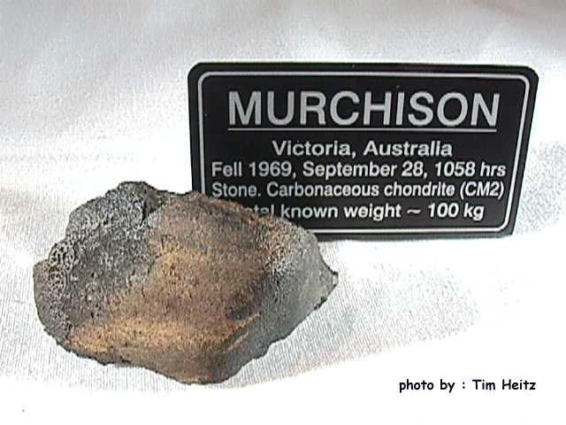 マーチソン隕石
