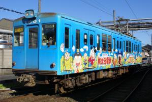 銚子電鉄デハ1001