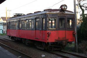 銚子電鉄デハ801