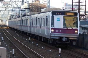 東京メトロ8000系