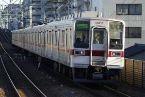東武10030系更新車
