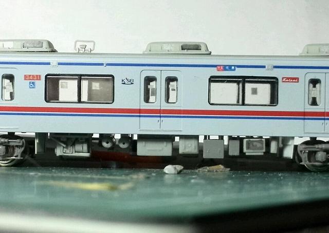 京成3400形67
